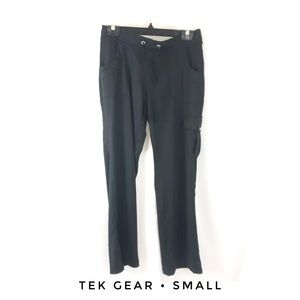 Two Gear Women's Black Small Pants Relaxed Gym